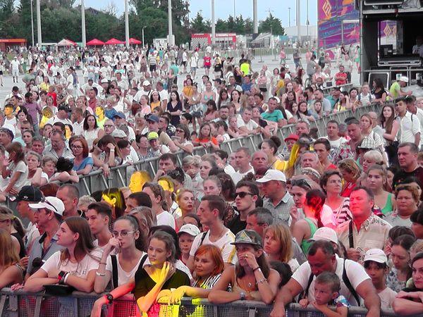 В Сочи прошел музыкальный фестиваль, посвященный 5-летию XXII Зимних Олимпийских игр