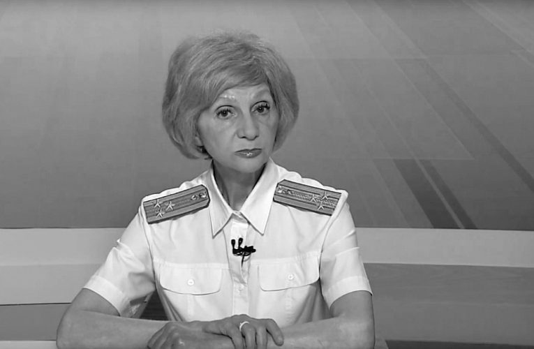 Во Владимире скончалась официальный представитель Следственного комитета Ирина Минина