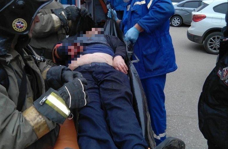 На Октябрьском рынке в Коврове произошёл взрыв
