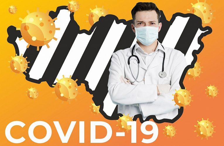 Во Владимирской области COVID-19 официально диагностирован у 101 человека