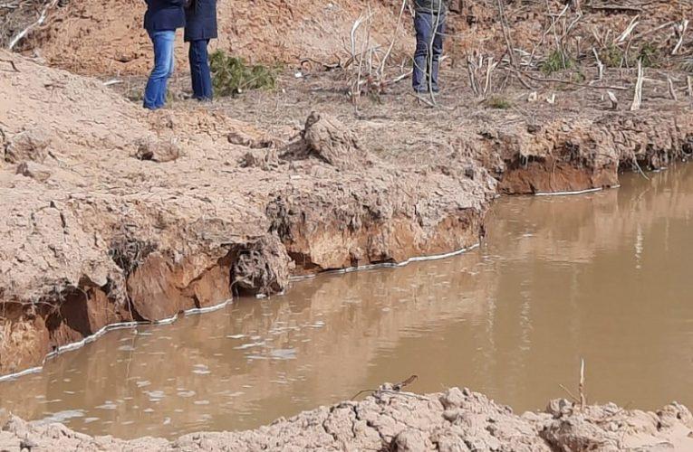 Губернатор потребовал прекратить незаконную добычу песка в Судогодском районе