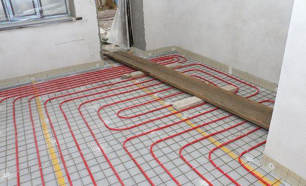 Электрический тёплый пол — идеальная система отопления спальни