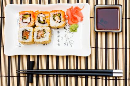 Суши на дом – праздник еды в японском стиле!